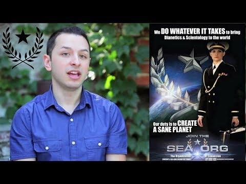 Sea Org Recruitment - Inside the Scientology Celebrity Centre