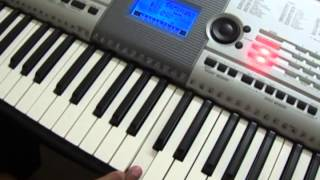 Play in Keyboard - Tamil - Pagalil Oru Iravu - Ilamai Enum Song