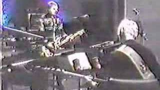 Smasing Pumpkins - MCIS Studio Rehersals - Tribute to Johnny