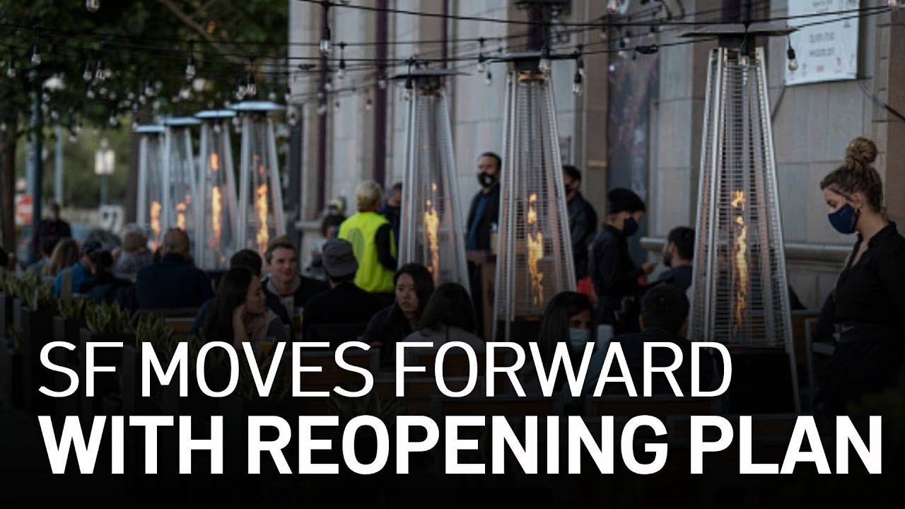 'I can see the change': Bay Area greets COVID reopening day with ...