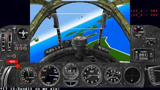 Blast from the Past - Air Warrior III Demo