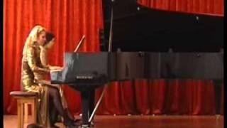 Tchaikovsky 1 concerto for two piano (b). 1-й концерт Чайковского, 1 часть