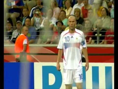 HD Zidane - Toute sa carrière en Bleu