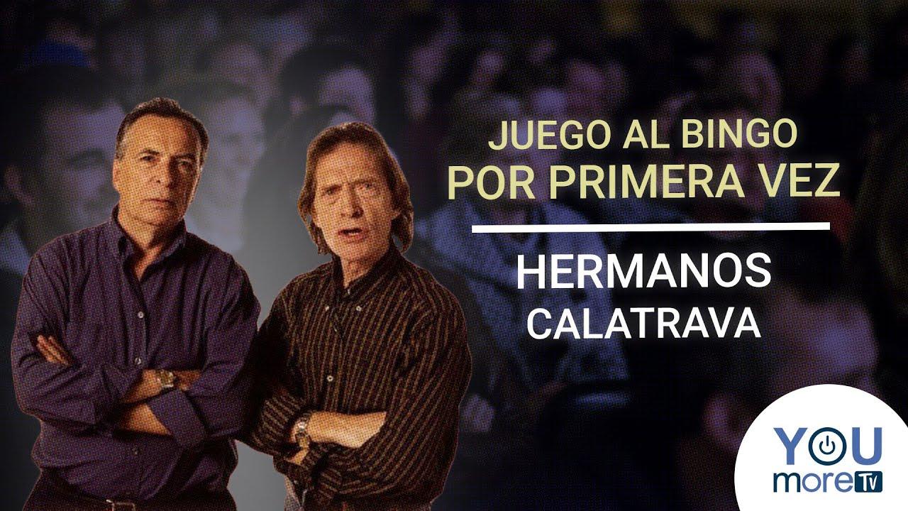 HERMANOS CALATRAVA - JUEGO AL BINGO