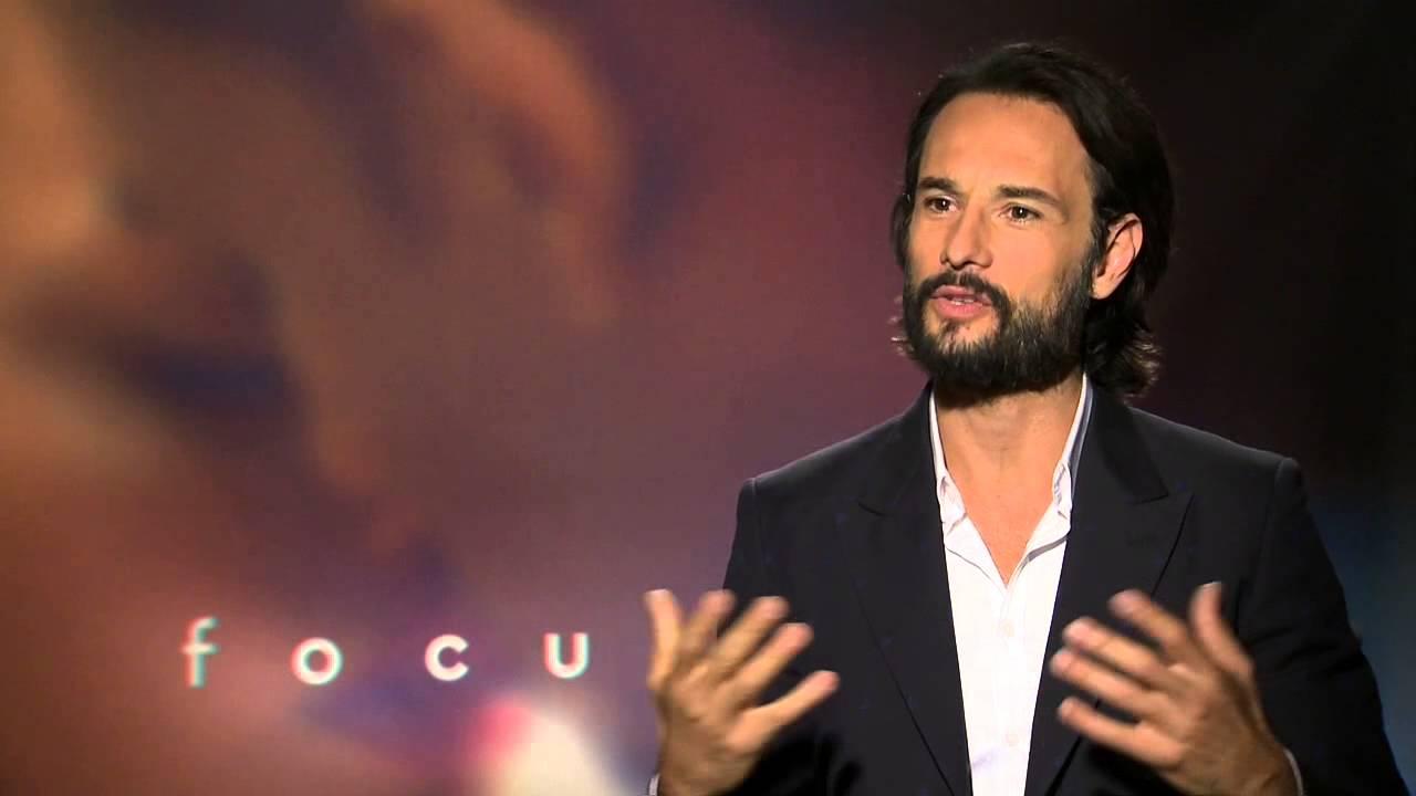 Focus Rodrigo Santoro Exclusive Interview Youtube