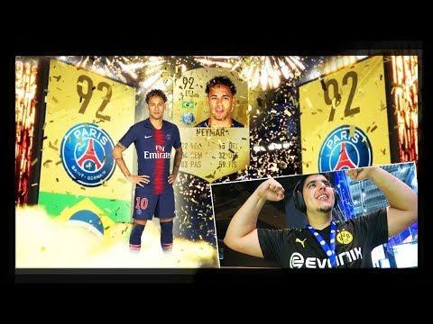 TIREI O NEYMAR NUM PACK OPENING | FIFA 19