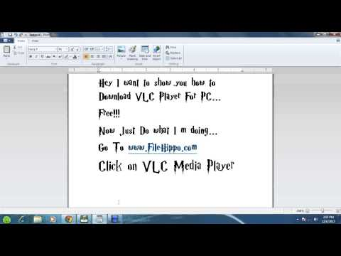 Vlc Media Player Download Free!!! - YT