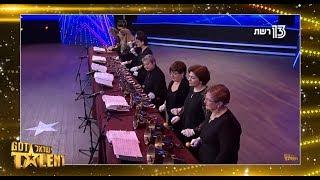 אנסמבל ענבלים - להקת נשים מנגנות בפעמוני יד