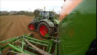 My Movie - Fendt and Amazone Cayena Drill