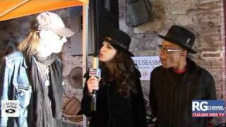 Intervista Carl Wyatt and Archie Lee Hooker