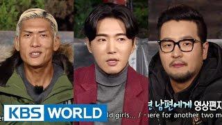 god's Hongdae raid (Entertainment Weekly / 2015.12.18)