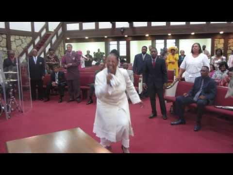 Evangelist Lorraine Langham – Zion Tabernacle Apostolic Church