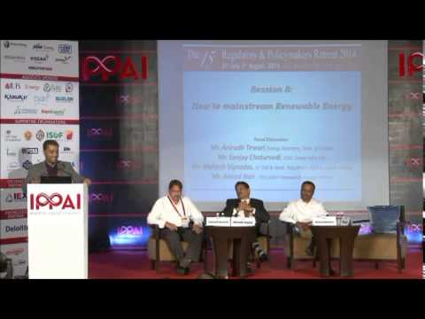 RPR 2014 Session 8: How to mainstream Renewable Energy – Solar Issues