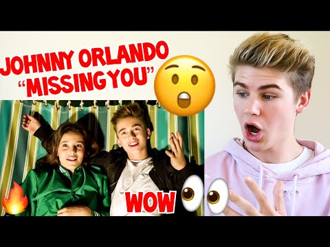 WOW MUST WATCH! JOHNNY ORLANDO - MISSING YOU **REACTION** (OFFICIAL MUSIC VIDEO) 2017