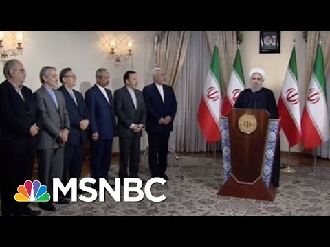 Iran: U.S. Withdrawal From Nuclear Deal Is 'Psychological Warfare' | Velshi & Ruhle | MSNBC