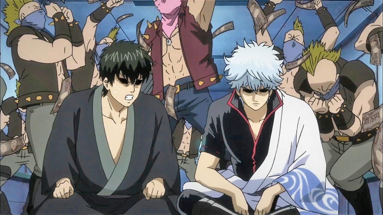 "Gintama ""銀魂"" Battle of The Strong #67 [銀魂 Gintama]"