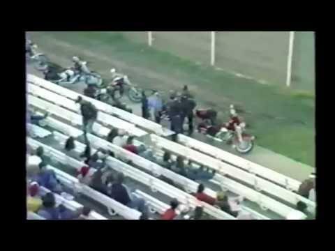 1985 races at Black Hills Speedway #31 sportsman heat race