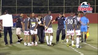 Lo más visto, anotación de Israel Sanjur del Tauro FC en semifinales de ida LPF
