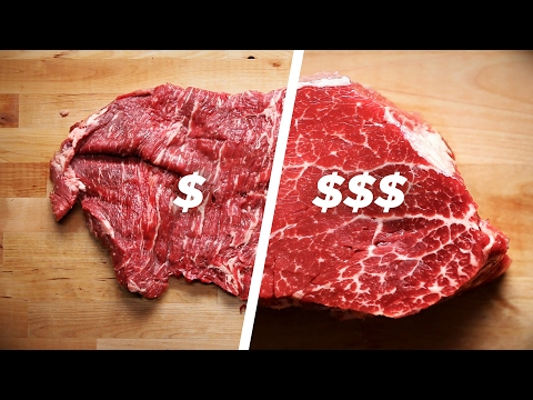 Thumbnail: How To Cook A Cheap Steak Vs. An Expensive Steak