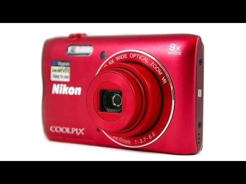 Nikon Coolpix A300 Handling Review & HD Samples