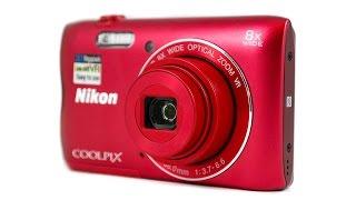 Nikon Coolpix A300 Handling Review & HD Samples