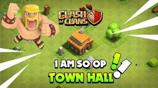Mini town hall gameplay through event clash of clans -COC (IN HINDI)