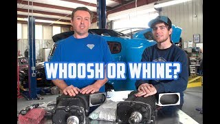 ThatDudeInBlue Upgrades from Procharger to VMP TVS