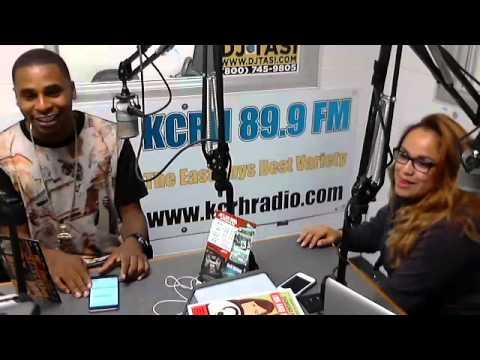 Big Reid and Ellen Perez Chop It Up W/ Young Byrd on KCRH 89.9 FM'S #TheMidDayMixUp