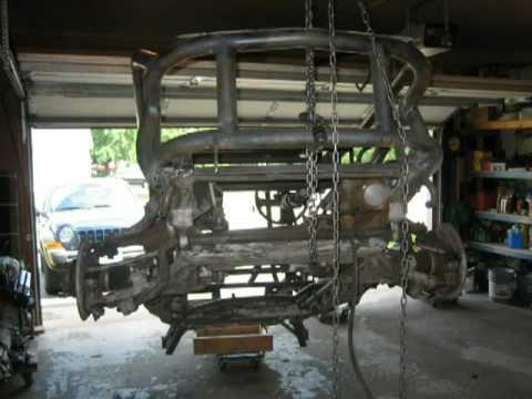 V8 Powered Dune Buggy