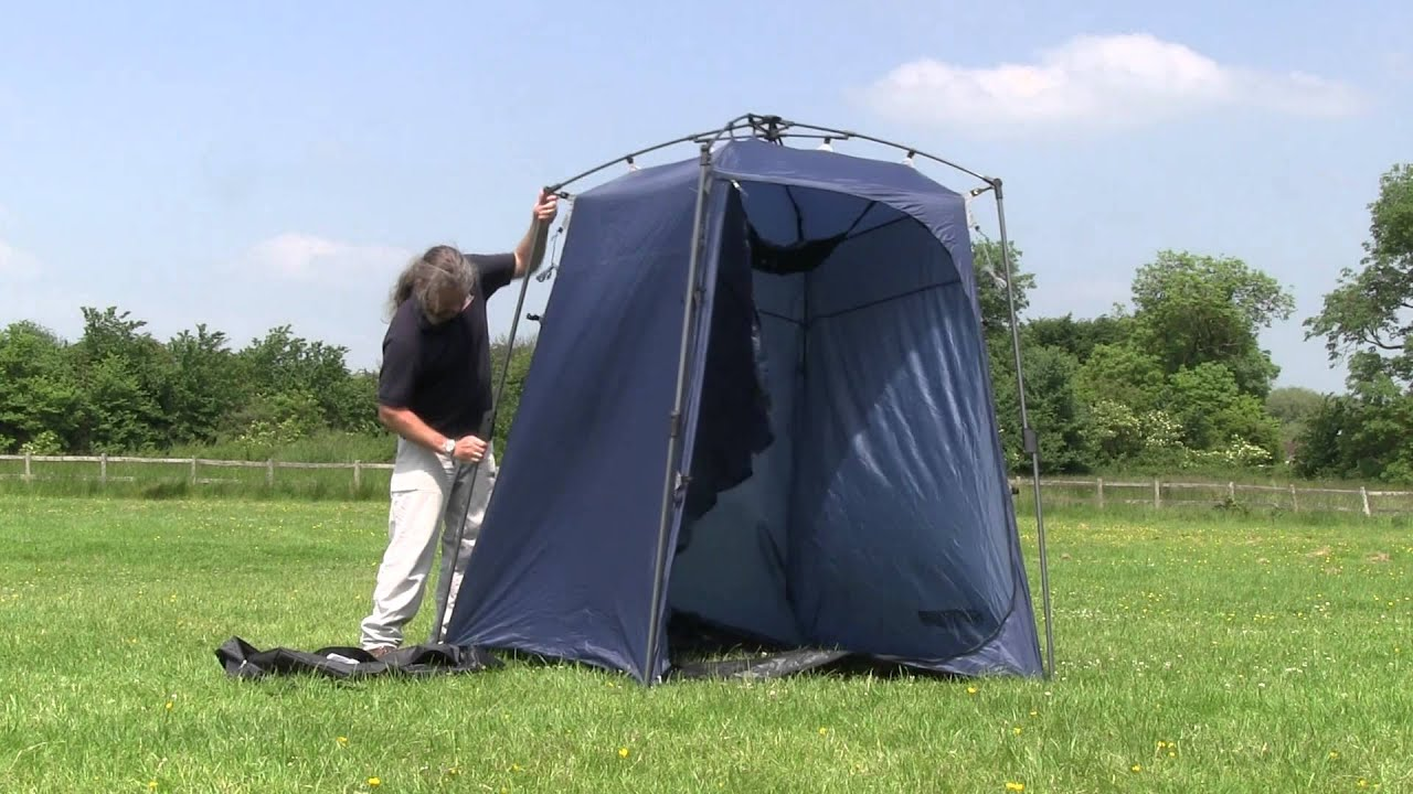 & Quest Elite Instant Storage and Utility Tent - YouTube