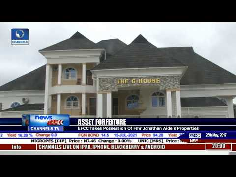 EFCC Takes Over Possession Of Fmr. Jonathan Aide's Properties
