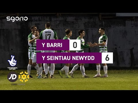 Barry TNS Goals And Highlights