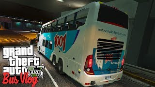 Video GTA V BusVlog: Viagem com Ônibus Viação 1001 download MP3, 3GP, MP4, WEBM, AVI, FLV Juli 2018