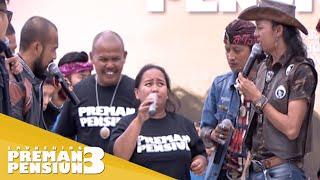 Ceu Edoh gangguin preman lagi berantem Launching PP3 14 Des 2015