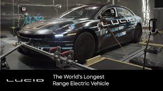 Lucid Puts EVs in Range with 517-Mile Air Sedan