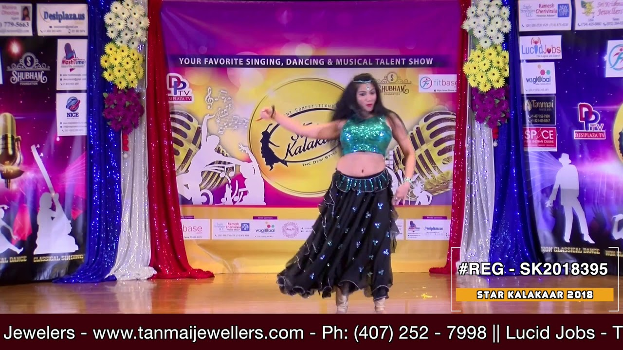 Registration NO - SK2018395 - Star Kalakaar 2018 Finals - Performance