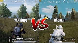 Yanrique VS Hacker! | PUBG Mobile
