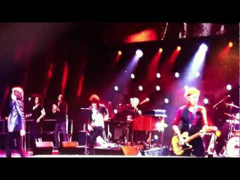 THE ROLLING STONES --- 121212 CONCERT --- NYC --- MSG --- YOU GOT ME ROCKING