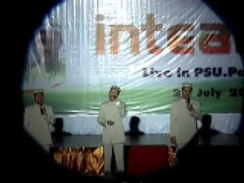 Inteam - Rabiatul Adawiah (Live in PSU.Pattani)