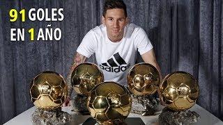Los 5 Récords de Messi que Cristiano Ronaldo aun no supera