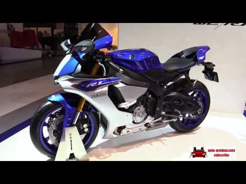 Yamaha XV Midnight Star 2015, Yamaha Casual Full Dress 2015, Yamaha YZF-R1 2015, Yamaha YZF-R1M 2015