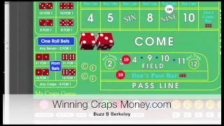 craps how to win 20 per minute