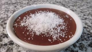 Шоколадный Пудинг По -Турецки