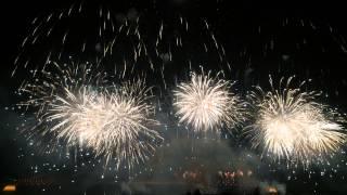 The 10th Busan Fireworks Festival 2014
