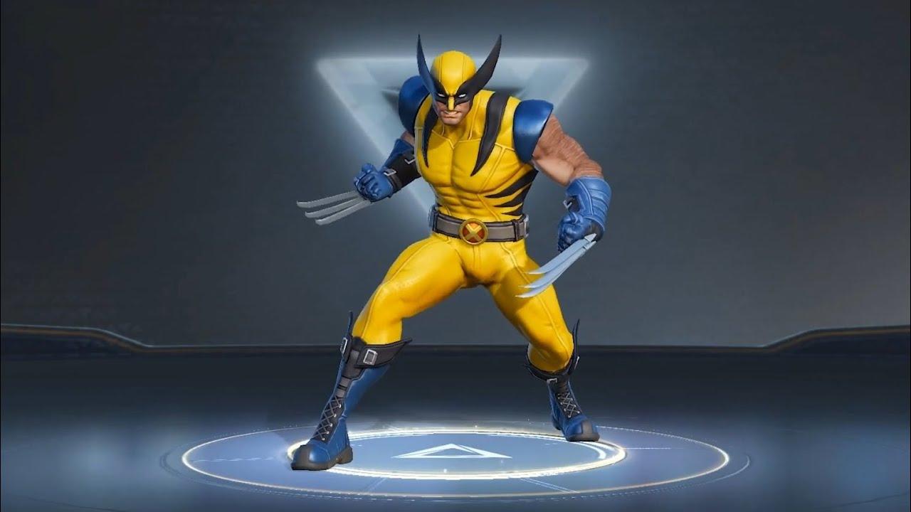 Wolverine Skills Preview - MARVEL Super War