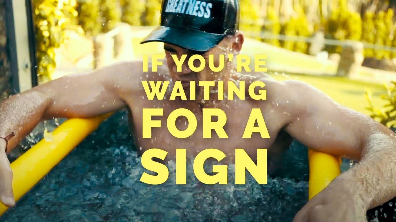 Watch This If You're Waiting for a Sign