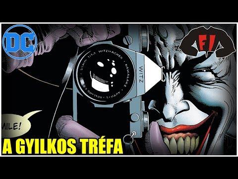 Batman: A Gyilkos Tréfa (1988) - Teljes történet
