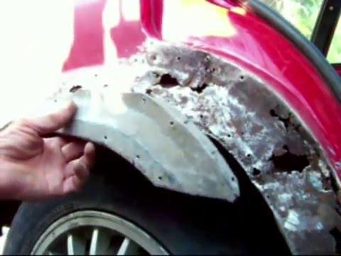 Авто ремонт   кузова заклепками,сможет каждый