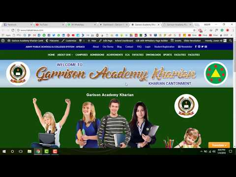 How to Create a School Website with WordPress School Management System