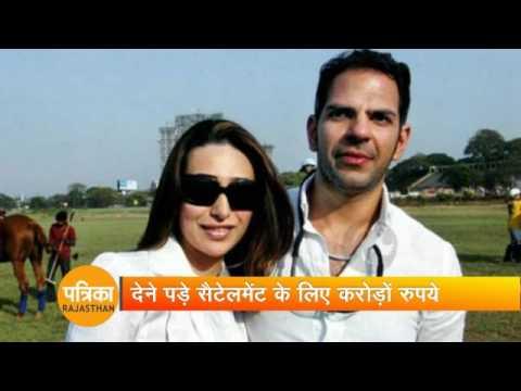 Karishma Kapoor & Sanjay Kapoor Divorce